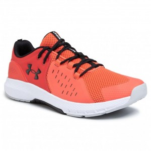 Buty UNDER ARMOUR UA CHARGED COMMIT TR 2 czerwone