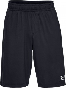 SPODENKI UNDER ARMOUR SPORTSTYLE COTTON SHORTS