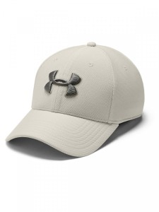 Czapka UNDER ARMOUR Men's Blitzing 3.0 Cap ZŁAMANA BIEL 110