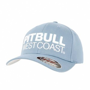 Czapka PIT BULL WEST COAST  FULL CAP  TNT CAROLINA BLUE