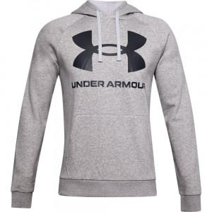 Bluza z kapturem UNDER ARMOUR Sportstyle Terry BIG Logo Hoodie -011