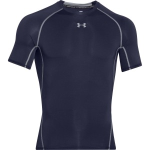 Rashguard UNDER ARMOUR  HG SS granatowy-410