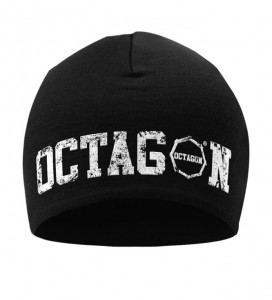 Czapka zimowa Octagon Caption black