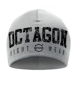 Czapka zimowa Octagon Fight Wear melange