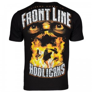 T-shirt EXTREME HOBBY Front Line Hooligans