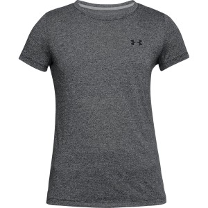 T-shirt damski UNDER ARMOUR Threadborne Train Twist grafitowy-001