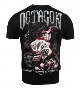 T-shirt Octagon Game Master black