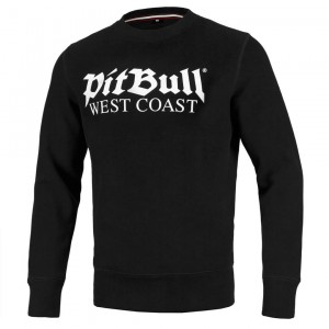 Bluza PIT BULL WEST COAST OLD LOGO BLACK