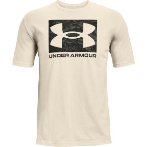 T-shirt UNDER ARMOUR  ABC CAMO BOXED LOGO SS