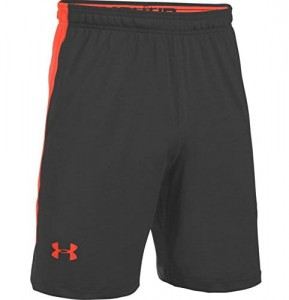 Spodenki UNDER ARMOUR 8in Raid Short szare-011
