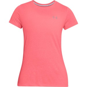 T-shirt damski UNDER ARMOUR Threadborne Train Twist różowy-820