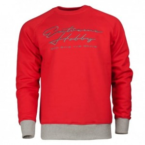 Bluza EXTREME HOBBY Rapid Signature red