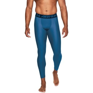 Leginsy UNDER ARMOUR HG ARMOUR2.0 LEGGING niebieski-487