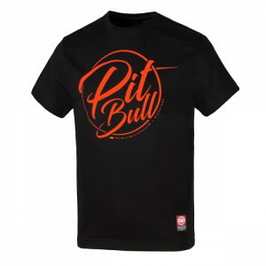 T-shirt PIT BULL WEST COAST Inside black