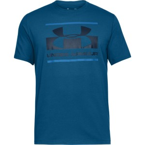 T-shirt UNDER ARMOUR Blocked Sportstle Logo -487