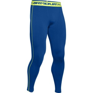 Leginsy UNDER ARMOUR HeatGear® Armour® Compression Legging blue