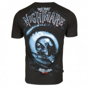 T-shirt OMERTA Nightmare17