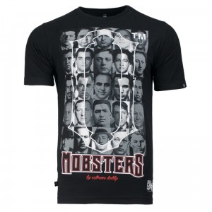 T-shirt OMERTA Mobsters