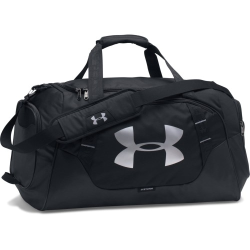 57f0bc4a1525a Torba treningowa UNDER ARMOUR Undeniable Duffle 3.0 M czarny-001 Bad ...